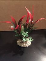 Fish Tank Landscaping Underwater Water Plant Decor 3.5 Height