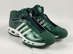 Hommes basket Nouvelle Adidas Pro 17 chaussure de Model blanche Verte rEqT8rwWH