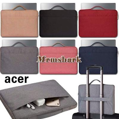 """For Various 11.6/"""" Acer Aspire Chromebook Carry Laptop Sleeve Pouch Case Bag"""