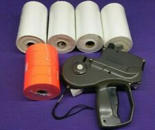Avery Monarch 1152 Series 2 Line Price Tag Gun Labeler W 29 Rolls Of Labels