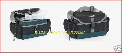 Fladen Fishing Lure Bag with Internal Boxes Sea or Game