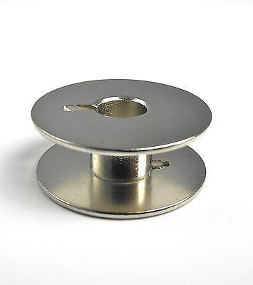 100 Metal Bobbins #SA159 For Home Sewing Machines Juki Babylock ...