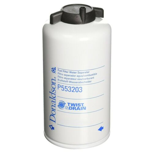 W//S Spin-On Twist/&Drain Racor S3203 P553203 Donaldson Fuel Filter