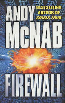 """""""AS NEW"""" McNab, Andy, Firewall Book"""