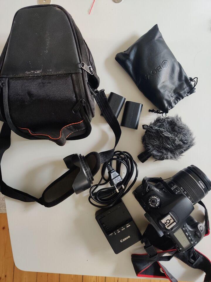 Canon, 18 megapixels