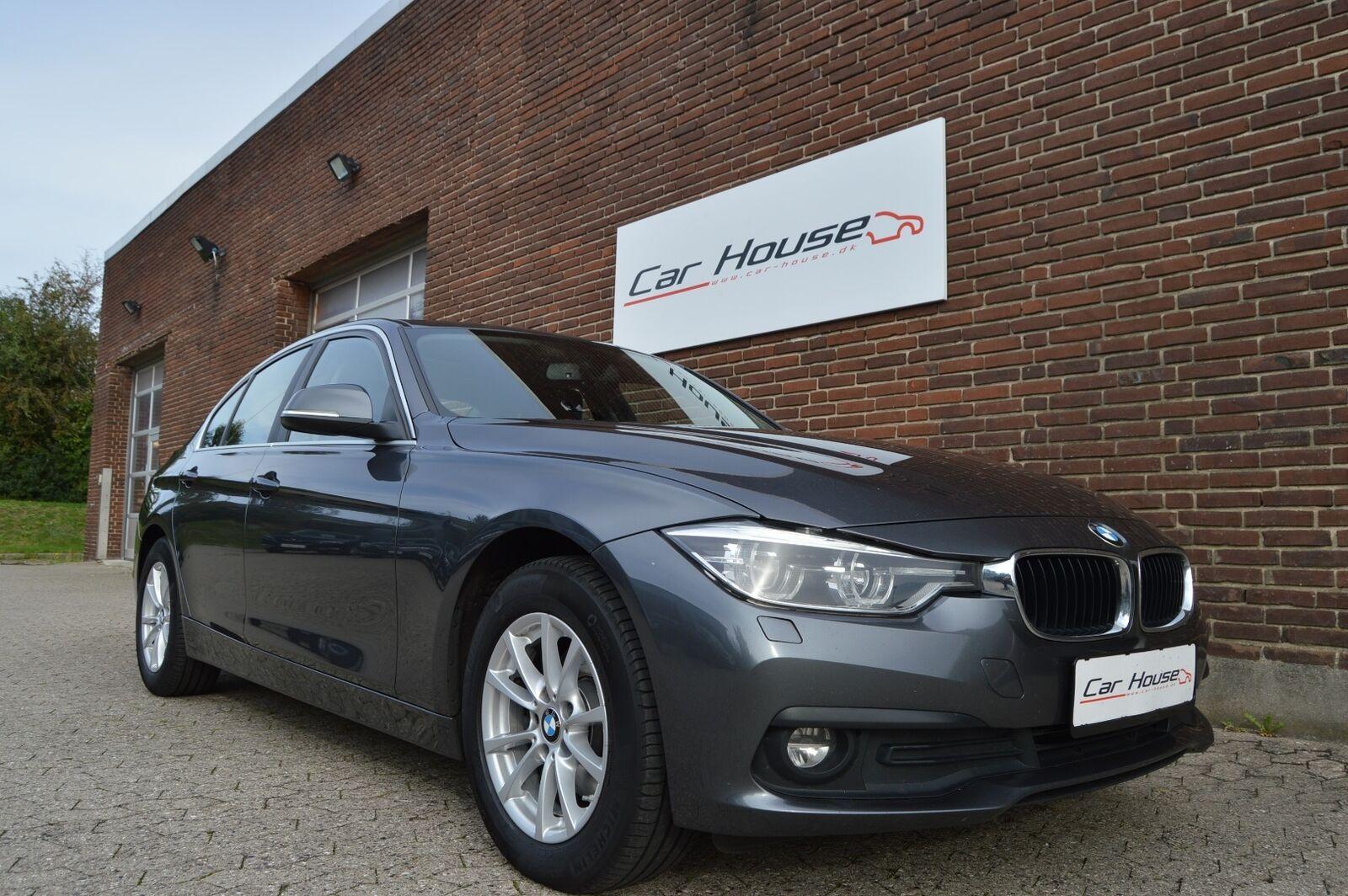 BMW 320d 2,0 Executive aut. 4d - 249.900 kr.