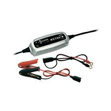 con Accessori di Connessione 12V-5A CTEK XS0.8 Toolbox Set Caricabatteria