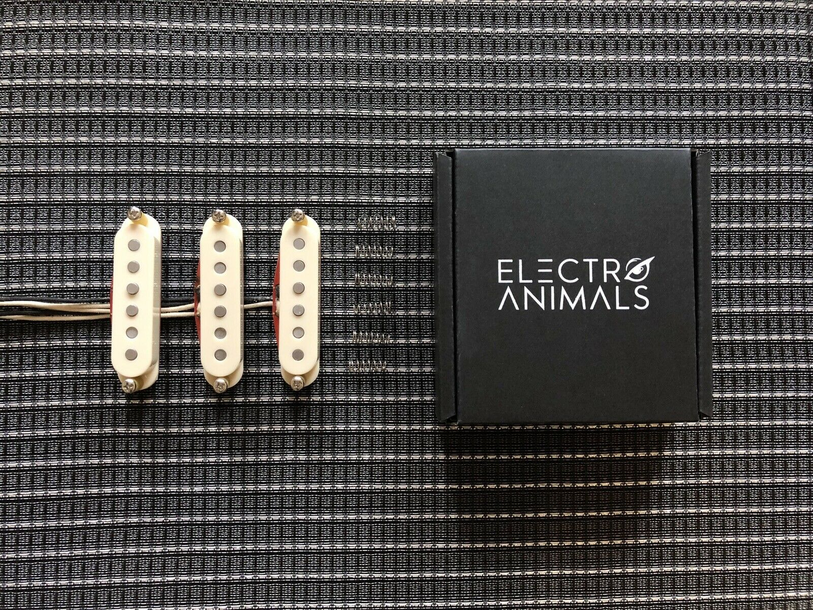 Set Stratocaster Pickups Left Hand Fender Strat Alnico Guitar Single Covers 5 S