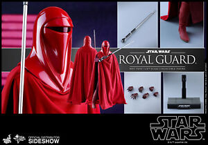 Star Wars Episode Vi Protection Royale 1/6 Figurine Mms469 Gros Jouets