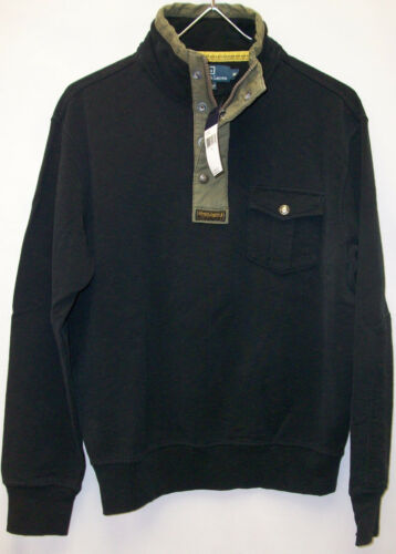 Polo Ralph Lauren 1//2 Zip French Terry Mockneck Sweater Pullover $125 Jacket NWT