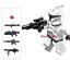New-Star-Wars-Minifigures-Han-Solo-Obi-Wan-Darth-Vader-Luke-Yoda-Sith-Clone-R2D2 thumbnail 215