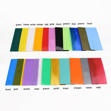 18650 Battery Sleeve Sheath Pvc Heat Shrinkable Film Packaging Sleeve Multicolor
