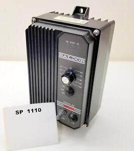 Baldor-Electric-BC154-DC-Motor-Drive-Speed-amp-Torque-Control-CN3000A37-SP1110