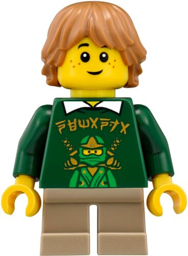 Ninjago 70620 njo336 Minifigs LEGO® Tommy