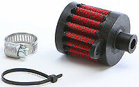 NEW Uni - UP-123 - Breather Filter, Push-In - 1/2in. CAR TRUCK MOTORCYCLE ATV