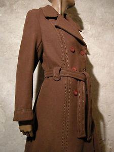 manteau 70er42 1970 annᄄᆭes vintage des Manteau 1970 manteau vtg manteau vintage chic OPvmwyNn80