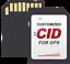 Editable-Cid-Tarjeta-SD-16GB-clase-10-Cid-Cambiable-como-la-Evo miniatura 1