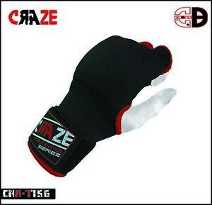 CRAZE-Boxing-Hand-Wraps-Gel-Inner-Gloves-Muay-Thai-MMA-Padded-Wrist-Bandages