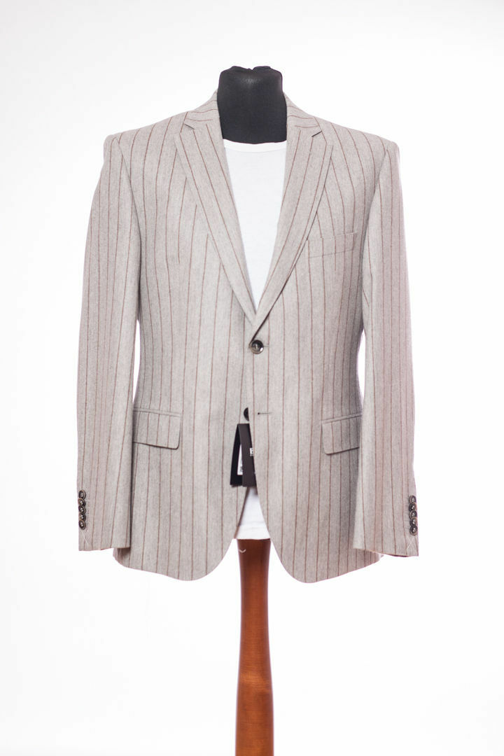 HUGO BOSS TAILOROT LINE KASCHMIR ANZUG 54 XL SUIT T RICHARDS 1 CROW 2 SAKKO HOSE