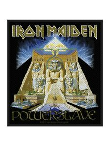 Aufnaher-Iron-Maiden-Power-Slave-10-x-10-cm