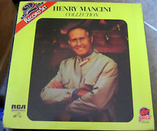 Henry Mancici Colection 2 Record Set NM