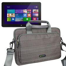 """Neoprene Messenger Shoulder Case Handle Bag For Dell Venue 11 Pro 10.8"""" Tablet"""