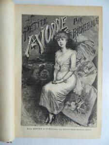 Richebourg Emile  -  La Petite Mionne Jules Guau Sd. Ilustrado