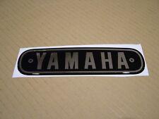 YAMAHA YDS7 250, YR5 350 RESIN SELF ADHESIVE TANK BADGE POLYMER REPRODUCTIONS