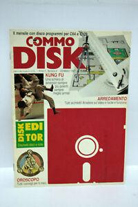 COMMO-DISK-COMMODISK-MAGAZINE-VELOCIZZARE-IL-DRIVE-YE-AR-KUNG-FU-FR1-61915