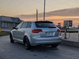 2007 Audi A3 (Manual)