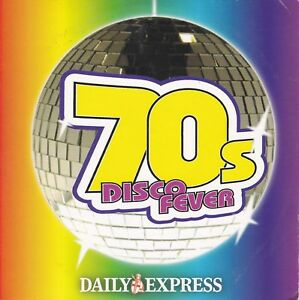 010  PROMO CD 70s DISCO FEVER  8 tracks - Aberdeen, United Kingdom - 010  PROMO CD 70s DISCO FEVER  8 tracks - Aberdeen, United Kingdom