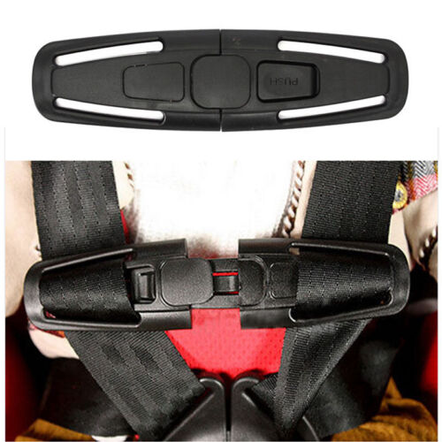 BABY CAR SEAT SAFETY CHEST STRAP HARNESS CLIP BUCKLE CHILD TODDLER PRAM COT SAFE