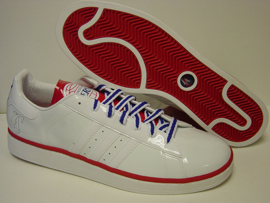 New Campus Hombre sz 18 Adidas Campus New II la Clippers 044318 Sneakers Shoes salvaje Casual Shoes faaade