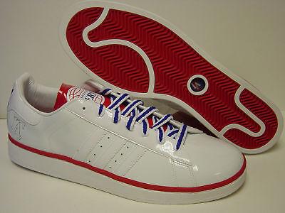 NEW Mens Sz 18 ADIDAS Campus II LA Clippers 044318 Sneakers