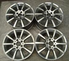 4 Mercedes-Benz Alufelgen Felgen 7,5J x 17 ET42 8,5J x 17 ET36 SLK R172 NEU