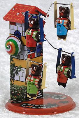Blechspielzeug B 216 Mühle Mit Bären Funktionsmodell In Verschiedenen AusfüHrungen Und Spezifikationen FüR Ihre Auswahl ErhäLtlich Spielzeug