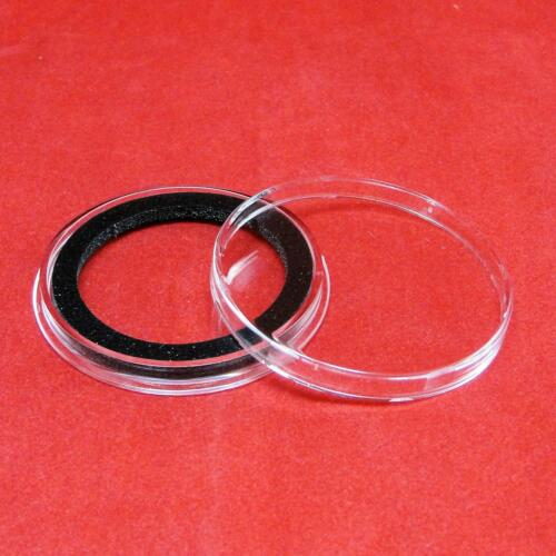 5 Air-Tite X38mm Ring Coin Holder Capsules for Coins Less Than 3.96mm Thick