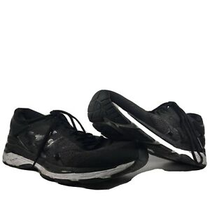ASICS-GEL-Kayano-24-Black-Phantom-White-Men-039-s-Size-10-5-T749N-9016
