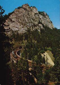 Semmering-Viadukt-Kalte-Rinne-Ansichtskarte