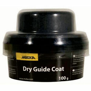 Guide coat black