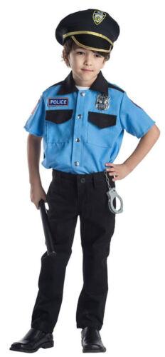 3-6 ans Dress Up Amérique Deluxe chef de la police Role Play Set Costume for Kids