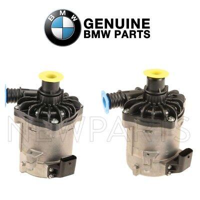 Genuine BMW E70 E71 X5 M SAC SUV Auxiliary Water Pump OEM 11517629917