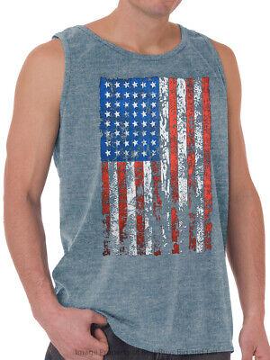 Big /& Tall Foxfire Printed Muscle Tee LARGE AMERICAN FLAG 3XL-10XL 2XLT-6XLT