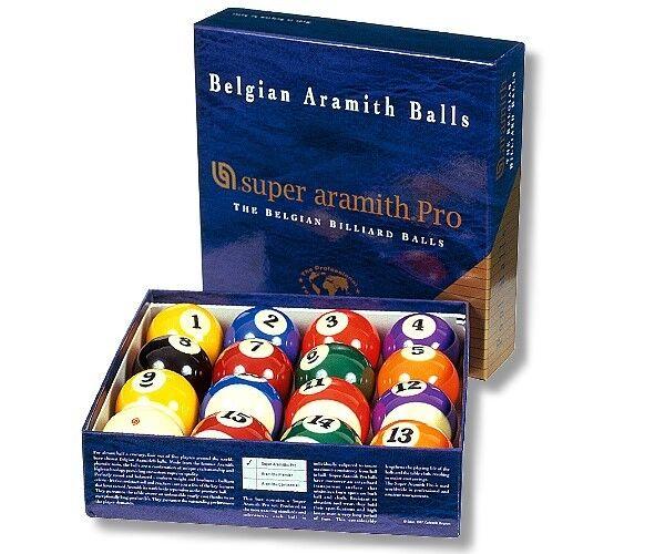Bolas de Billar Billar Bola súper Aramith pro 57 MM
