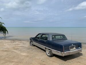 1993 Cadillac Sixty Special fleetwood