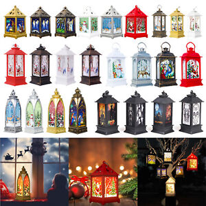 LED-Lanterna-Candele-Natale-Decorazione-Casa-Appeso-Lanterna-Decorazioni-Lampada