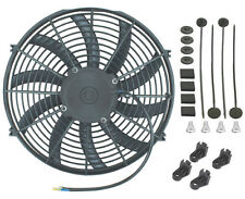 "14"" INCH 90W ELECTRIC RADIATOR COOLING FAN 12 VOLT PUSHER/PULLER HIGH POWER CFM"