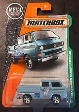 Matchbox CUSTOM Volkswagen Transporter Cab with Hot Wheels Real Riders