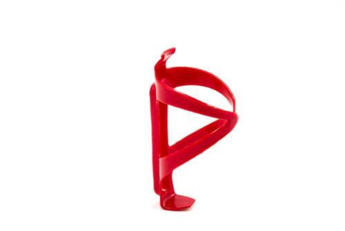 Stärke 2,5mm Fahrrad Trinkflaschenhalter rot Kunststoff 60mm x 75mm 14,3cm