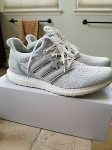 separation shoes 7e8d2 020ce Details about Adidas Ultra Boost Reigning Champ 3.0 Grey Size 11 BW1116